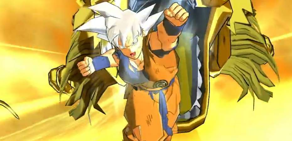 Screenshot de Super Dragon Ball Heroes: World Mission