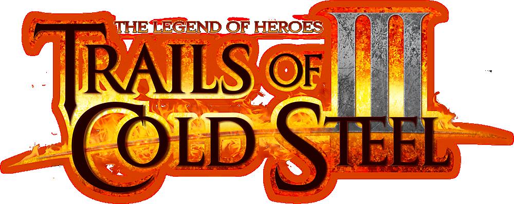 Logotipo de The Legend of Heroes: Trails of Cold Steel III