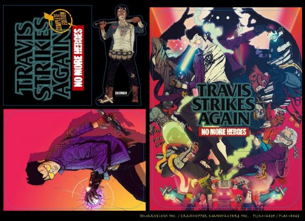 Imagem de Travis Strikes Again: No More Heroes - Complete Edition