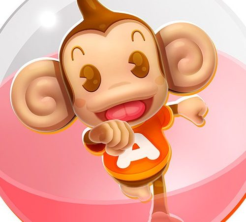 Arte de Tabegoro! Super Monkey Ball