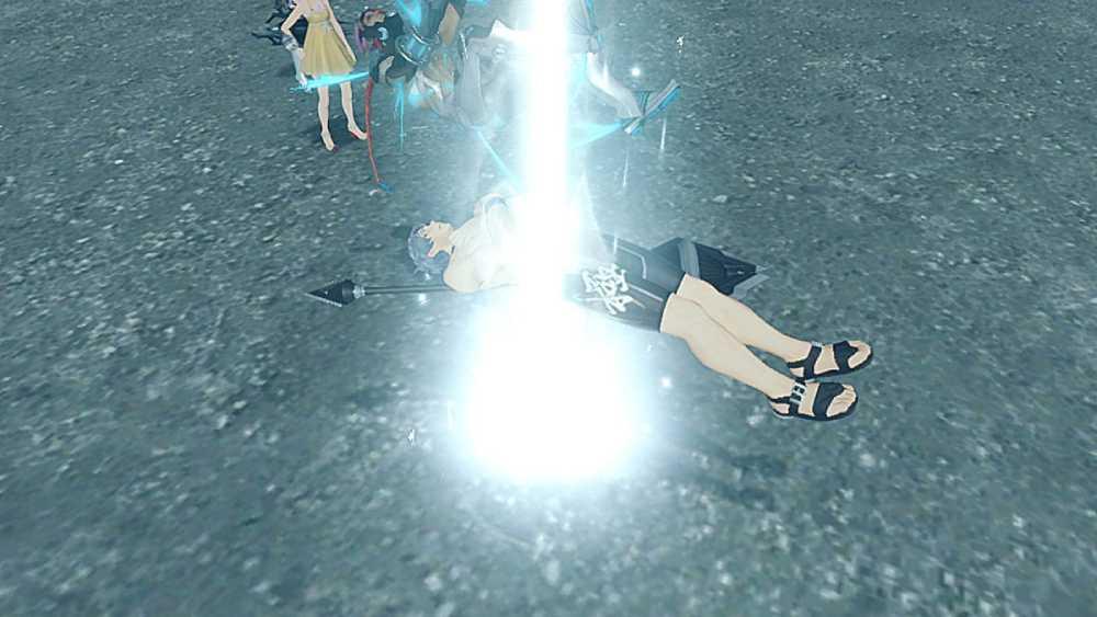 Screenshot de Xenoblade Chronicles 2