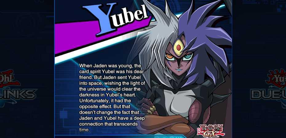 <i>Yu-Gi-Oh! Duel Links</i> traz o retorno de Yubel em reprise de evento