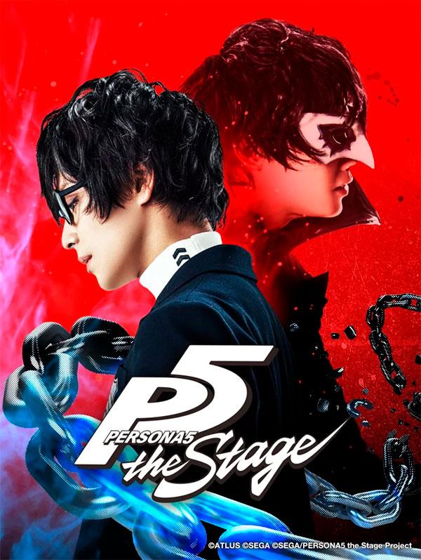 Imagem promocional da peça Persona 5: The Stage