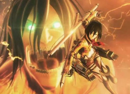 Imagem de Attack on Titan 2: Final Battle