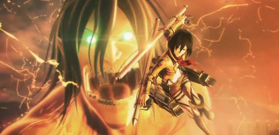 <i>Attack on Titan 2: Final Battle</i> será lançado para Google Stadia