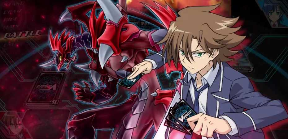 Screenshot de Cardfight!! Vanguard EX