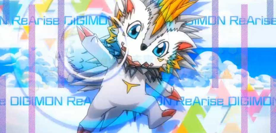 <i>Digimon ReArise</i> é anunciado para o ocidente e chega ainda esse ano