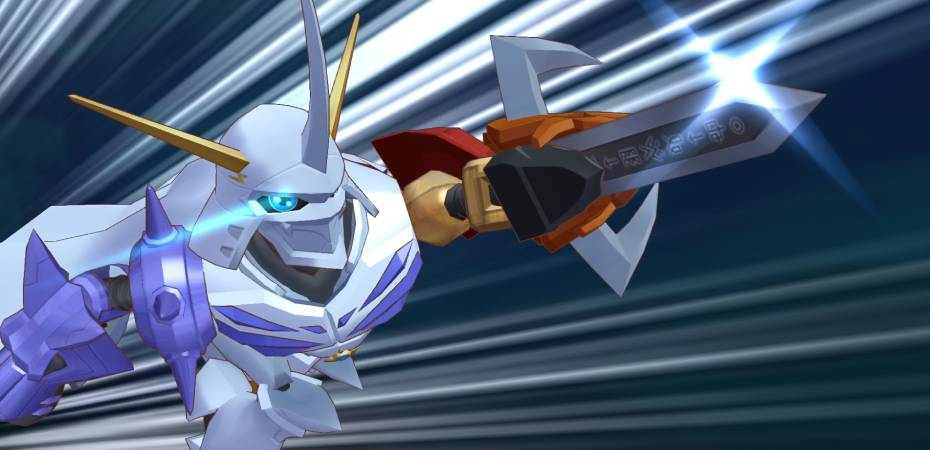 Screenshot de Digimon Story Cyber Sleuth: Hacker's Memory