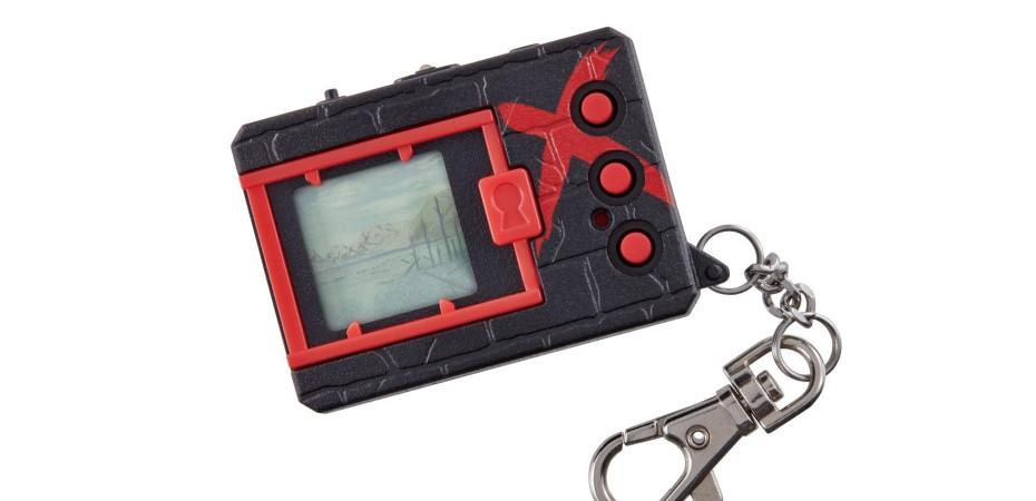 Imagem de um Digimon V-Pet