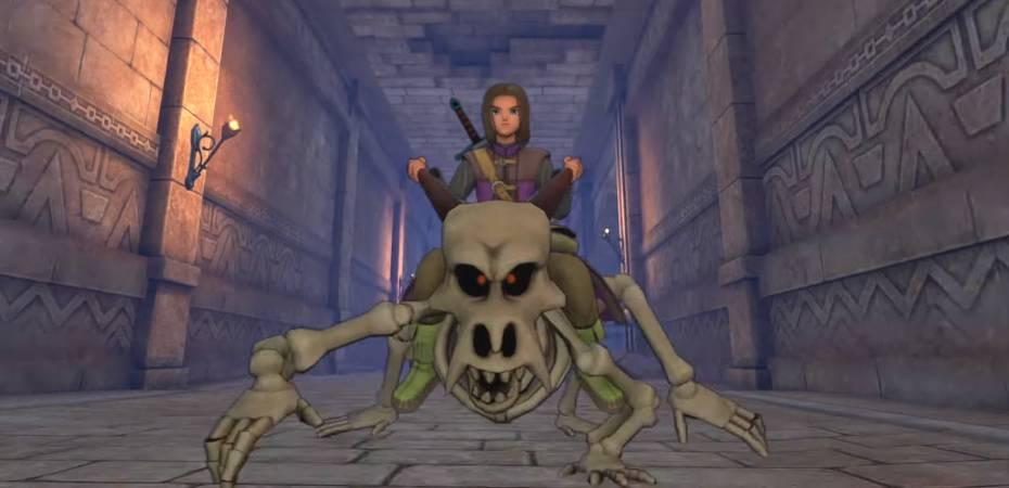 Screenshot de Dragon Quest XI S: Echoes of an Elusive Age - Definitve Edition