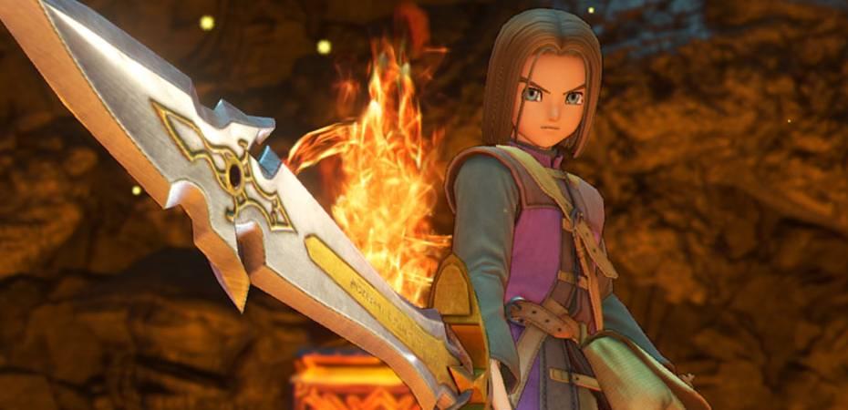 Screenshot de Dragon Quest XI S: Echoes of an Elusive Age