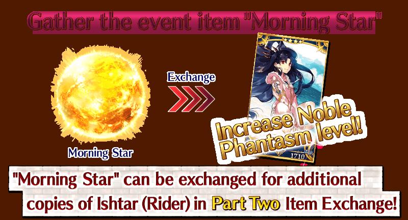 Informação sobre o evento de verão de 2019 de Fate/Grand Order