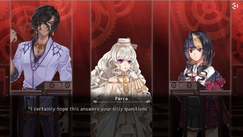 Screenshot de Fatal Twelve