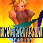 Review de Final Fantasy VII no Switch