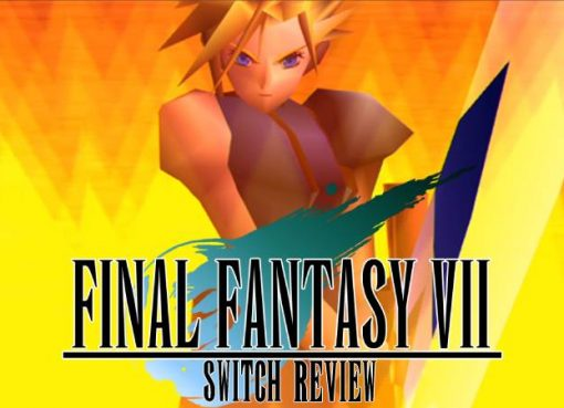Review de Final Fantasy VII no Switch
