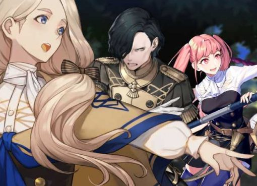 Arte de personagens de Fire Emblem Heroes
