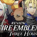 Arte de Fire Emblem: Three Houses