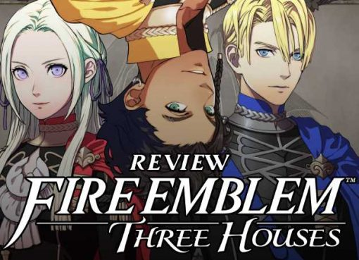 Arte de Fire Emblem: Three Houses