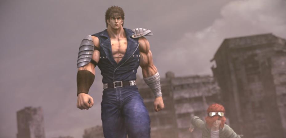 <i>Fist of the North Star: Legends ReVive</i> será lançado na próxima semana