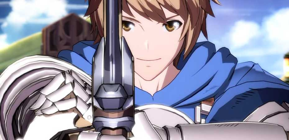 Screenshot de Granblue Fantasy Versus