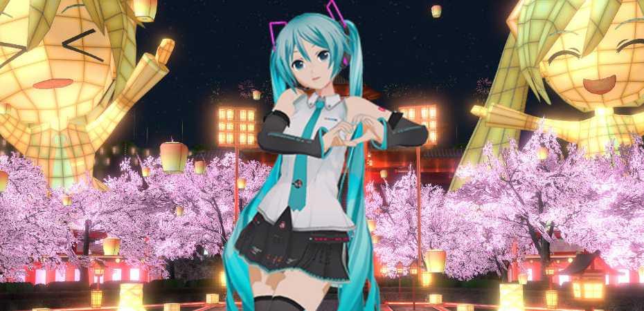 <i>Hatsune Miku VR</i> será lançado para PlayStation VR