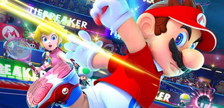 <i>Mario Tennis Aces</i> terá semana gratuita para assinantes do Switch Online