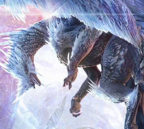 Imagem de Monster Hunter World: Iceborne