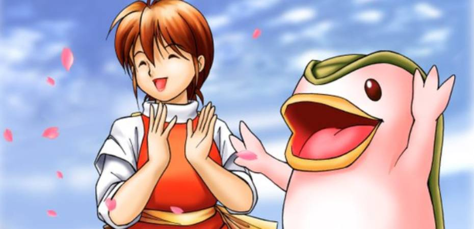 Arte de Monster Rancher