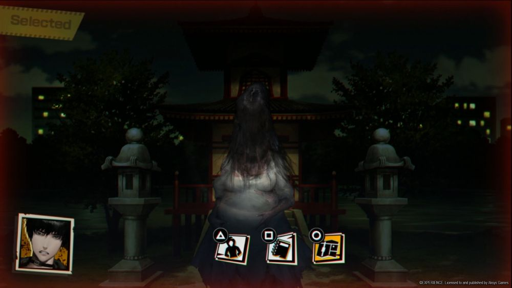 Screenshot de Spirit Hunter: NG
