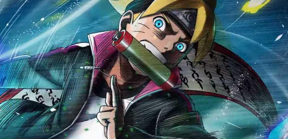 Arte de Naruto x Boruto Ninja Tribes