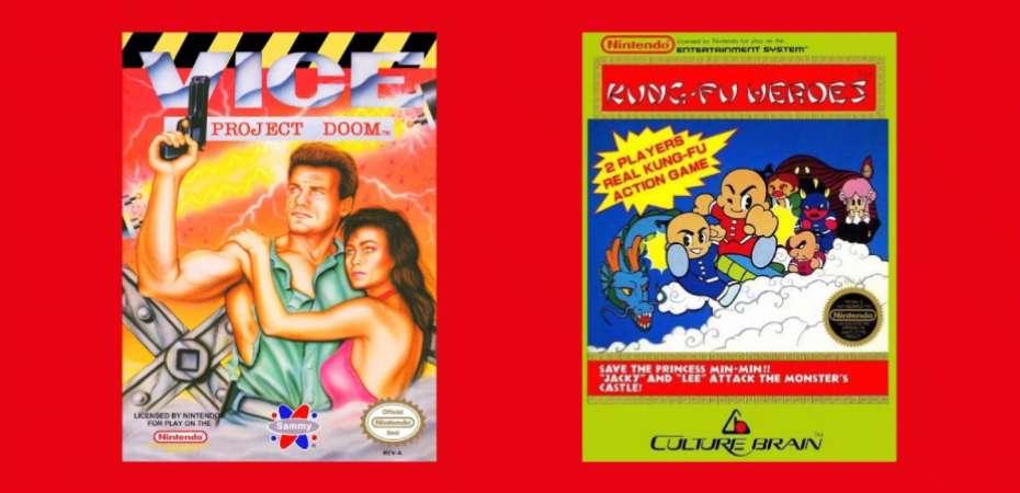 Nintendo Switch Online recebe dois novos jogos de NES em agosto