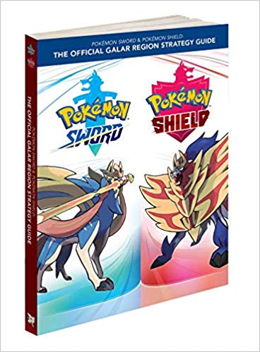Guia estratégico oficial de Pokémon Sword & Shield