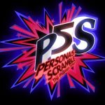 Logotipo de Persona 5 Scramble: The Phantom Strikers