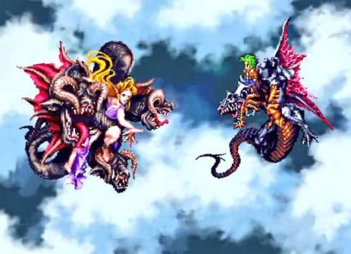 Screenshot de Romancing SaGa 3