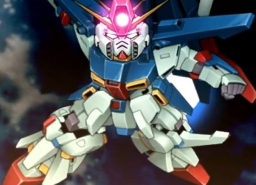 Screenshot de Super Robot Wars V