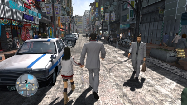 Screenshot de The Yakuza Remastered Collection