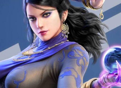 Captura de tela de trailer de Tekken 7