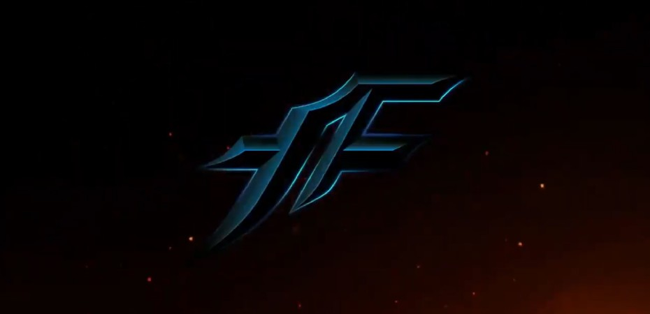 Captura de tela do teaser trailer de The King of Fighters XV