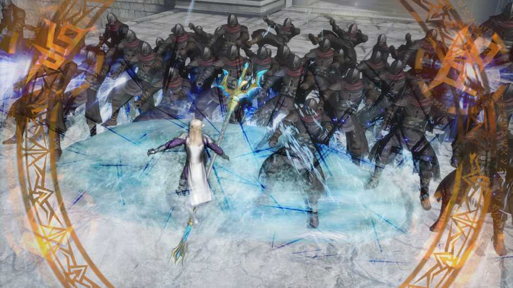 Screenshot de Warriors Orochi 4 Ultimate