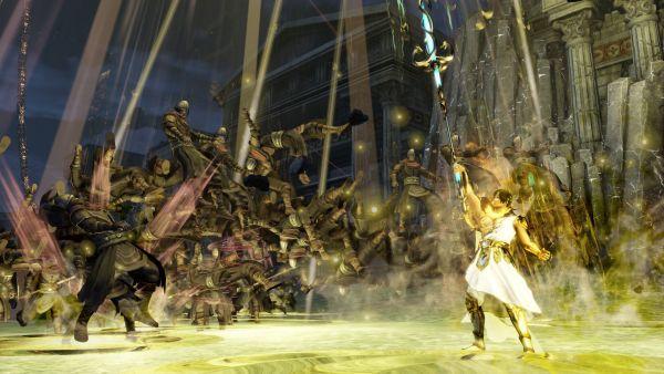 Screenshot de Warriors Orochi 4