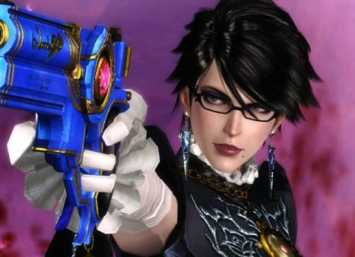 Screenshot de Bayonetta 2