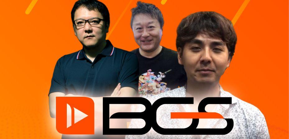 Grandes nomes japoneses que marcarão presença na BGS 2019
