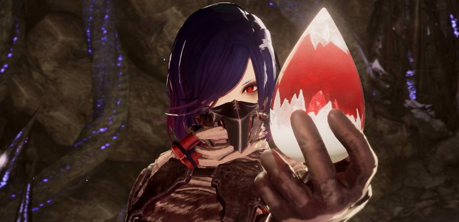 Screenshot de Code Vein