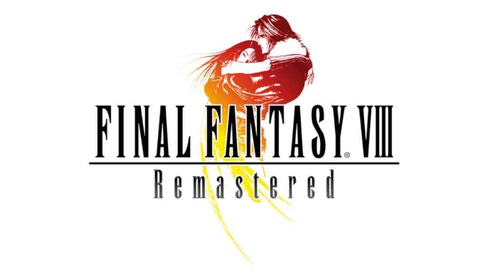 Logotipo de Final Fantasy VIII Remastered
