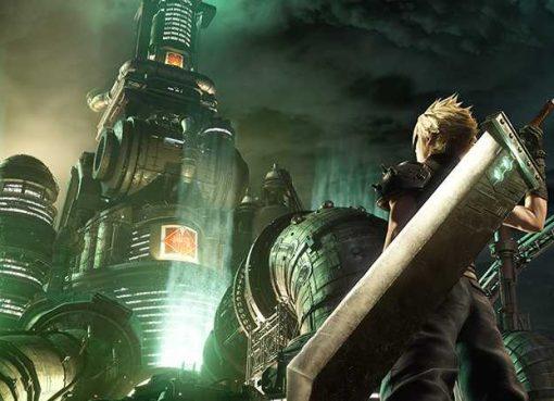 Imagem de Final Fantasy VII Remake