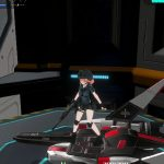 Flying-girl-striker