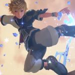 "Screenshot da DLC ""ReMind"" de Kingdom Hearts III"