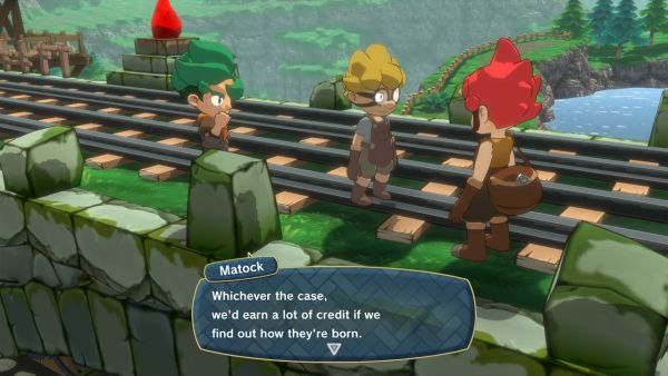 Screenshot de Little Town Hero