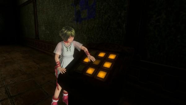 Screenshot de Last Labyrinth