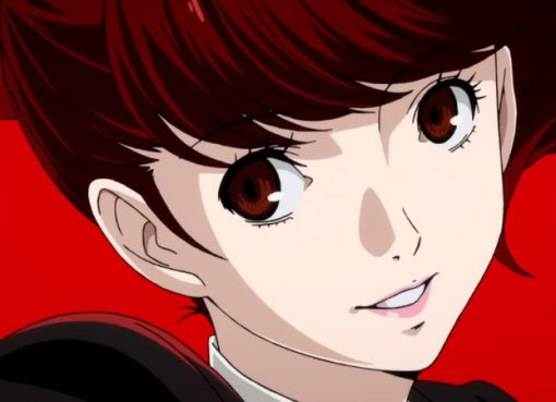 Screenshot da abertura de Persona 5 Royal
